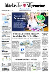 Märkische Allgemeine Westhavelländer - 07. November 2018