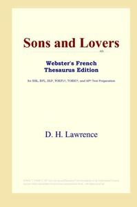 Sons and Lovers (Webster's French Thesaurus Edition)