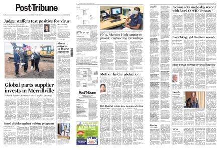 Post-Tribune – October 30, 2020