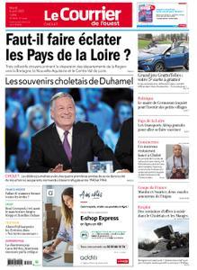 Le Courrier de l'Ouest Cholet – 06 avril 2021