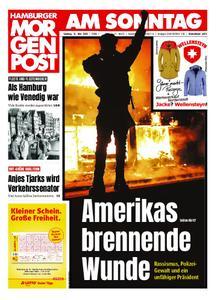 Hamburger Morgenpost – 31. Mai 2020