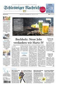 Schleswiger Nachrichten - 30. November 2018