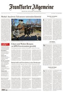Frankfurter Allgemeine Zeitung F.A.Z. - 07 Dezember 2019