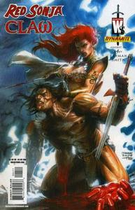 Red Sonja Claw Limited Series Vol.1 No.4 Aug 2006