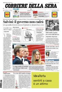 Corriere della Sera – 22 maggio 2019