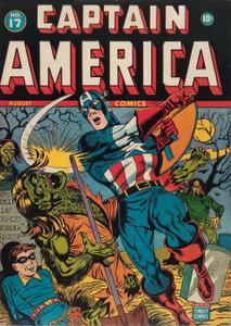 Captain America Comics 017 (Timely 1942)