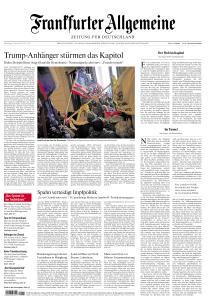 Frankfurter Allgemeine Zeitung - 7 Januar 2021