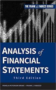 Analysis of Financial Statements, 3rd Edition