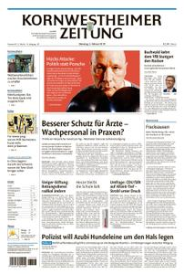 Kornwestheimer Zeitung - 05. Februar 2019