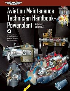 Aviation Maintenance Technician Handbook – Powerplant: FAA-H-8083-32 Volume 1 / Volume 2