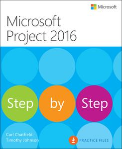 Microsoft Project 2016 Step by Step (Step by Step)