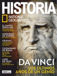Historia National Geographic - abril 2019