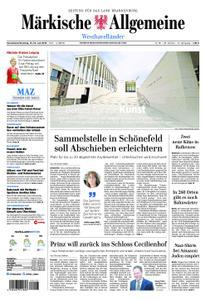 Märkische Allgemeine Westhavelländer - 13. Juli 2019
