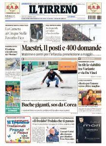 Il Tirreno Livorno - 22 Marzo 2018