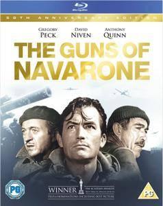 The Guns of Navarone (1961) + Extras