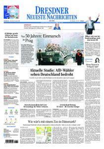 Dresdner Neueste Nachrichten - 21. August 2018