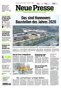Neue Presse – 30. Dezember 2019