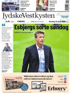 JydskeVestkysten Esbjerg – 29. juni 2020