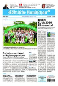 Kölnische Rundschau Wipperfürth/Lindlar – 17. Juni 2019