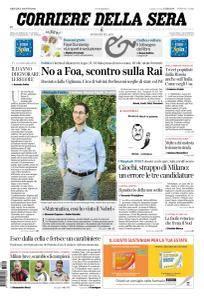 Corriere della Sera - 2 Agosto 2018
