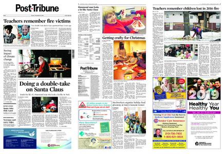 Post-Tribune – December 23, 2018