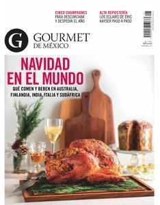 Gourmet de México - diciembre 2018