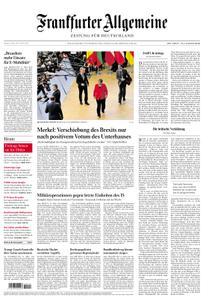 Frankfurter Allgemeine Zeitung F.A.Z. - 22. März 2019