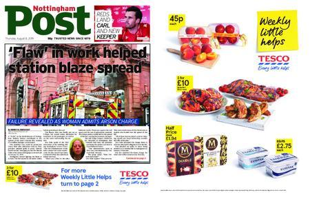 Nottingham Post – August 08, 2019