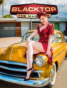 Blacktop Magazine - The Post-War Issue 27 2021