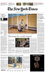 International New York Times - 29 June 2020
