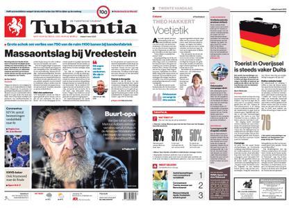 Tubantia - Enschede – 06 maart 2020
