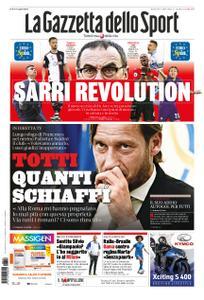 La Gazzetta dello Sport – 18 giugno 2019