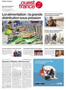 Ouest-France Édition France – 11 février 2020