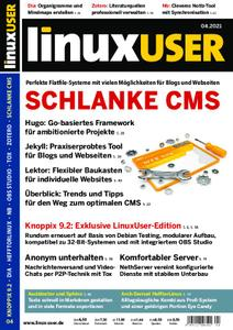 LinuxUser – April 2021