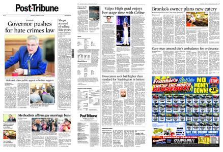 Post-Tribune – February 28, 2019