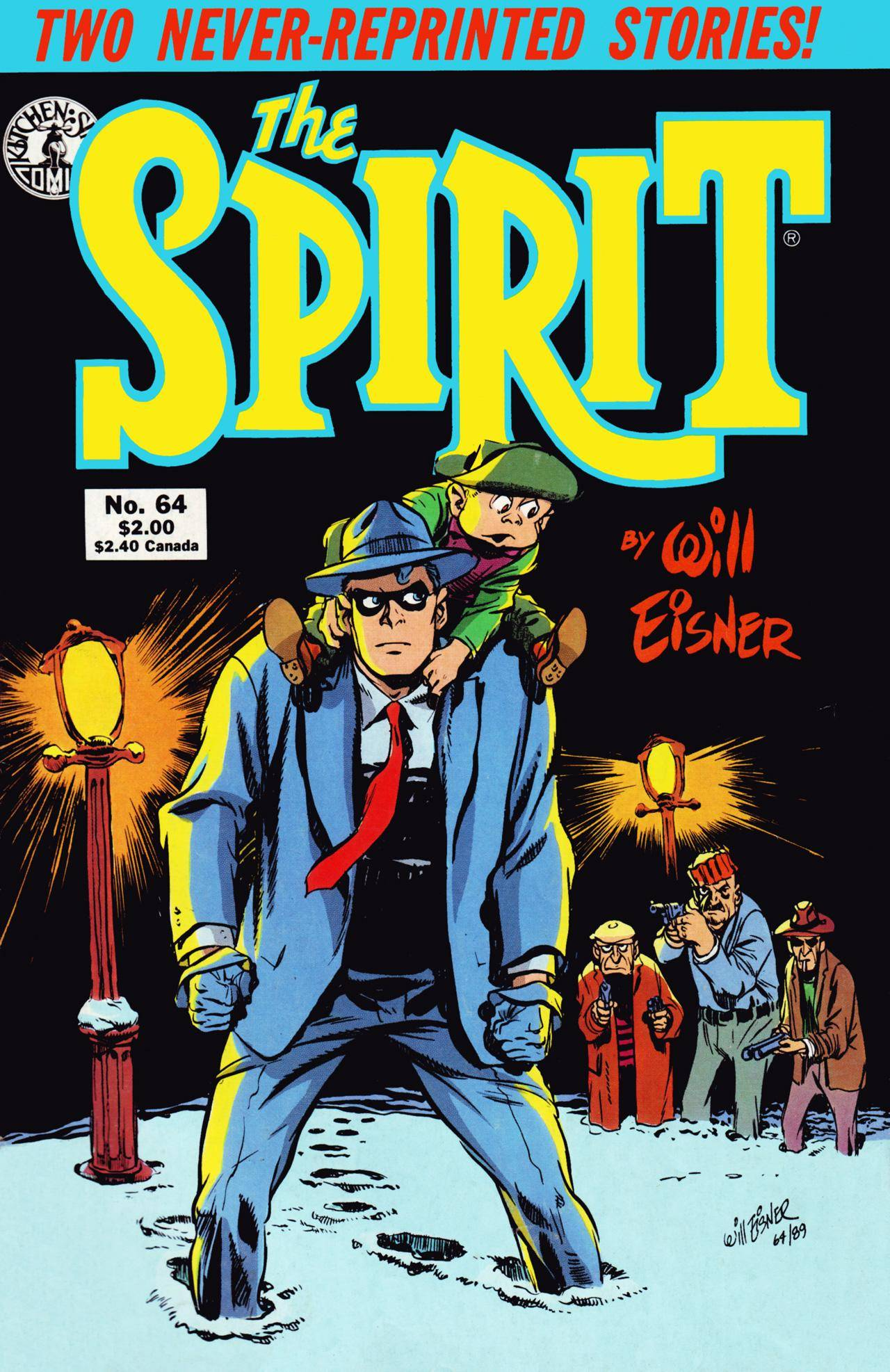 Spirit 1990-02 064 Kitchen Sink emcee