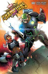 Contest of Champions 0022016 2 covers Digi-Hybrid