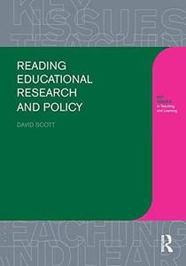 Reading Educational Research and Policy (Learning About Teaching)