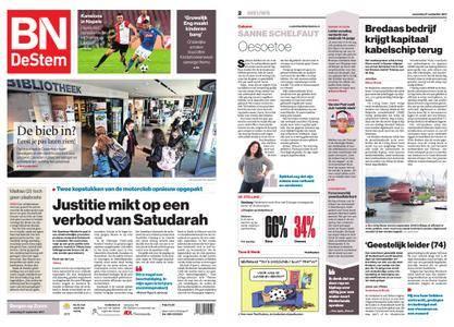 BN DeStem - Bergen op Zoom – 27 september 2017