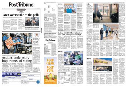 Post-Tribune – November 04, 2020