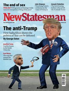 New Statesman - 13 - 19 May 2016