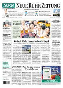 NRZ Neue Ruhr Zeitung Essen-Postausgabe - 28. September 2017