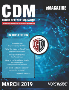 Cyber Defense Magazine - March 2019