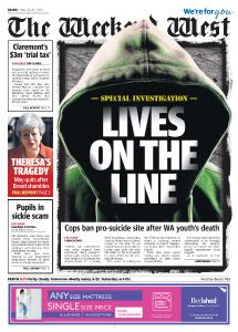 The West Australian - May 25, 2019