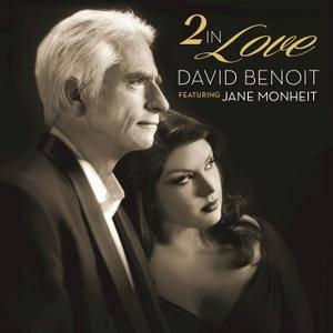 David Benoit featuring Jane Monheit - 2 In Love (2015) [Official Digital Download 24/96]