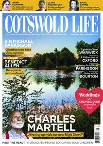 Cotswold Life – September 2018
