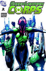 Green Lantern Corps Volumen 2 (Completo)