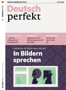 Deutsch Perfekt Plus - April 2019
