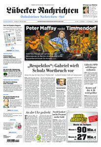 Lübecker Nachrichten Ostholstein Süd - 09. Februar 2018