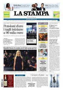 La Stampa Torino Provincia e Canavese - 4 Dicembre 2018